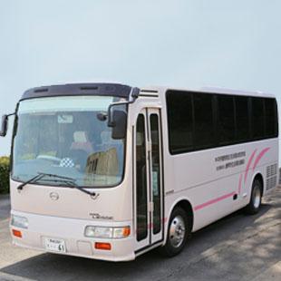 バス時刻表のイメージ